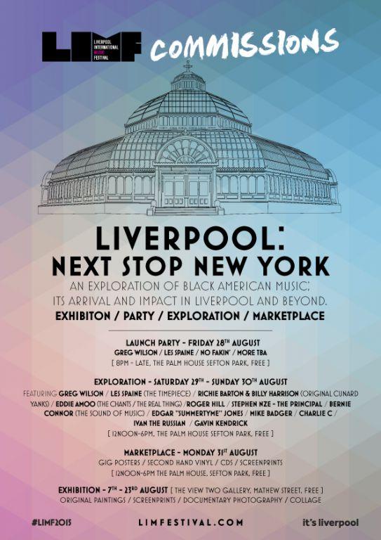 Liverpool Next Stop New York