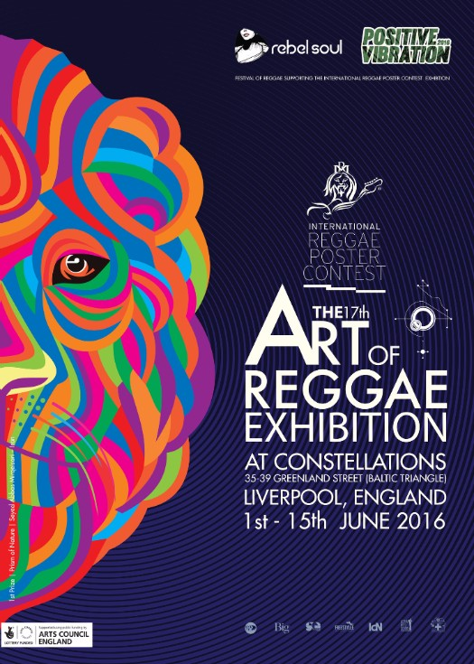 THE ART OF REGGAE EXHIBITION