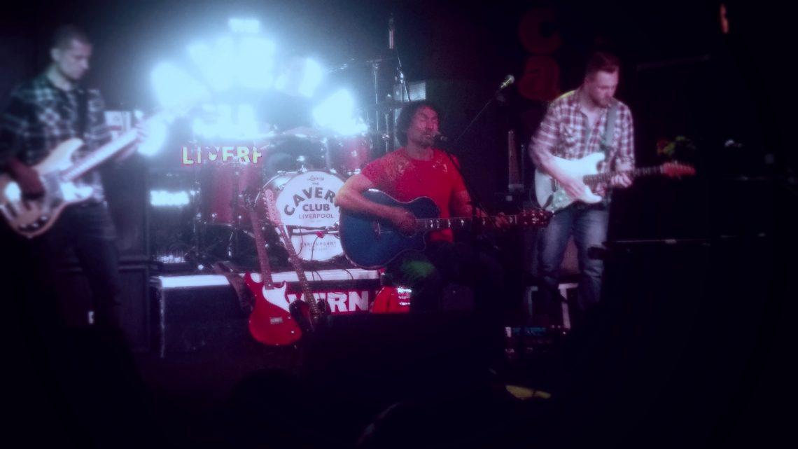 Steve Rodgers - Cavern Club Liverpool
