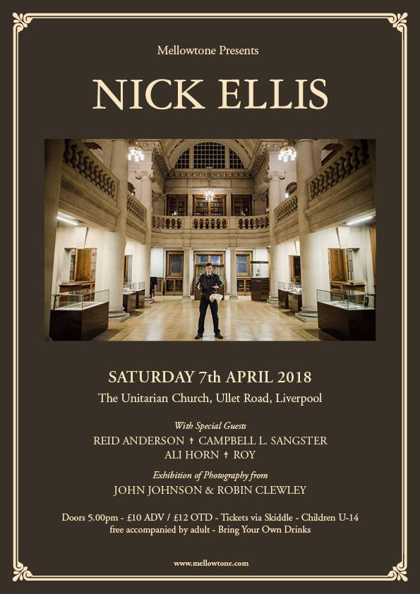 Nick Ellis Liverpool