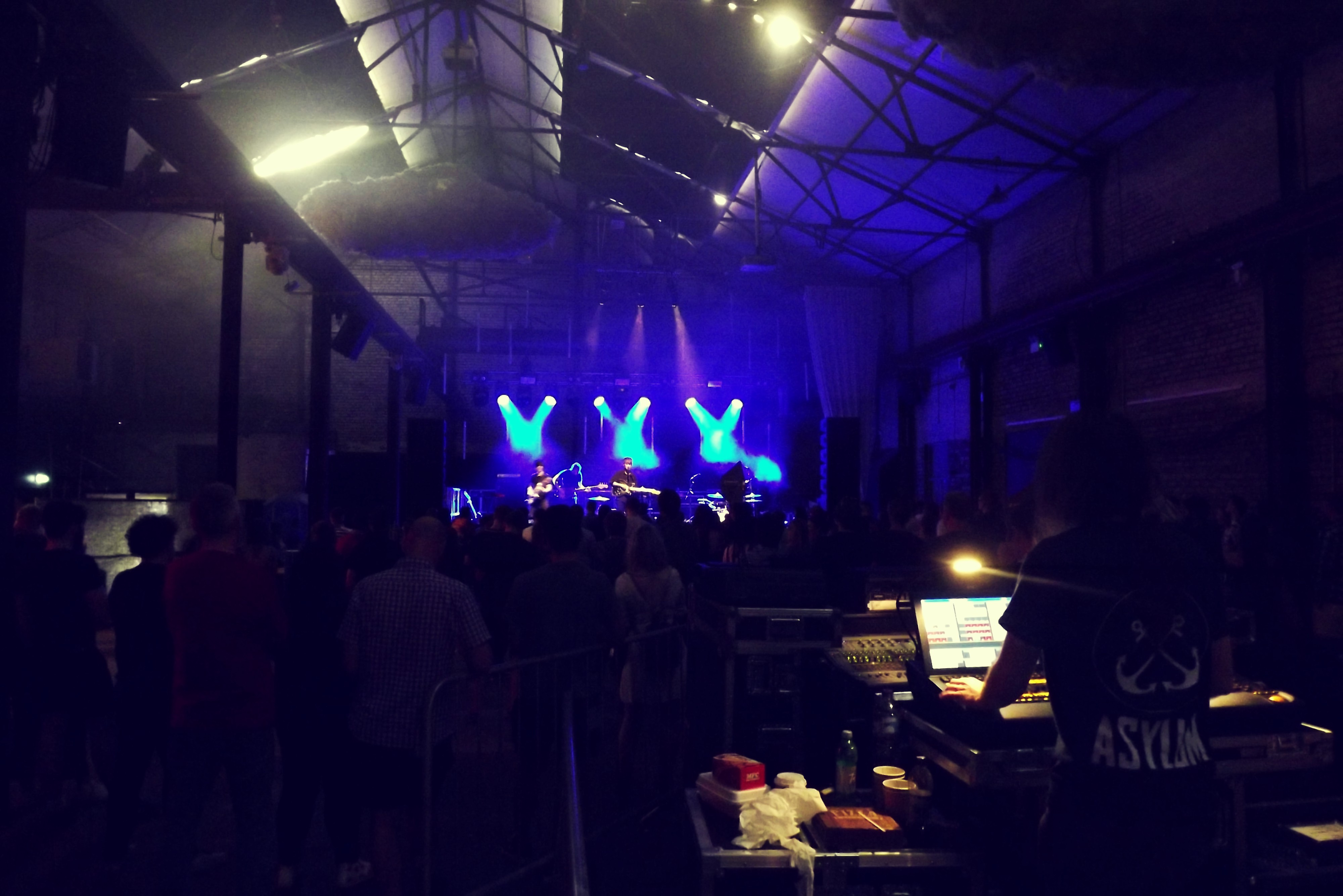 Camp and furness - Sound City 2018 - Boycie
