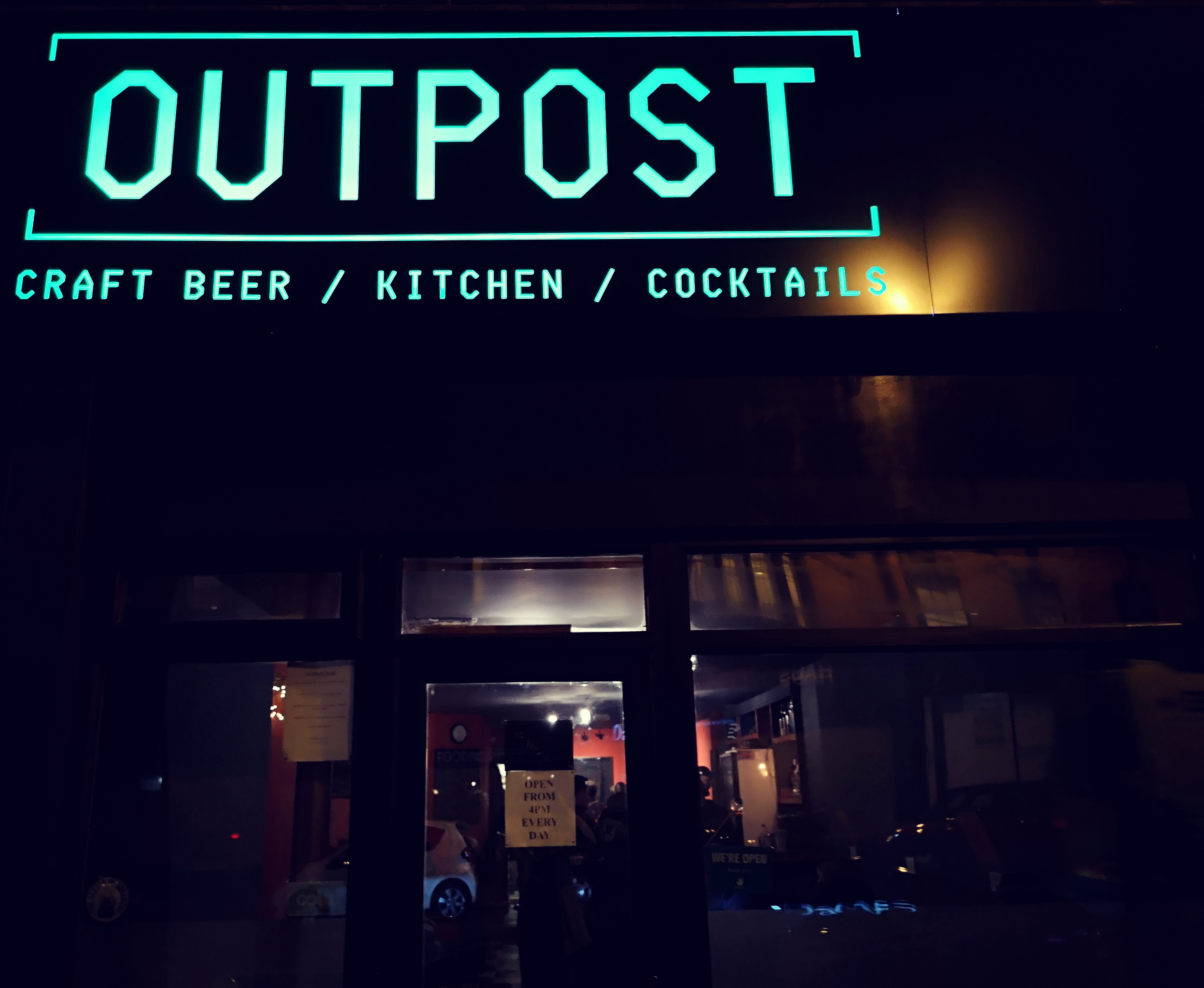 The Outpost Liverpool