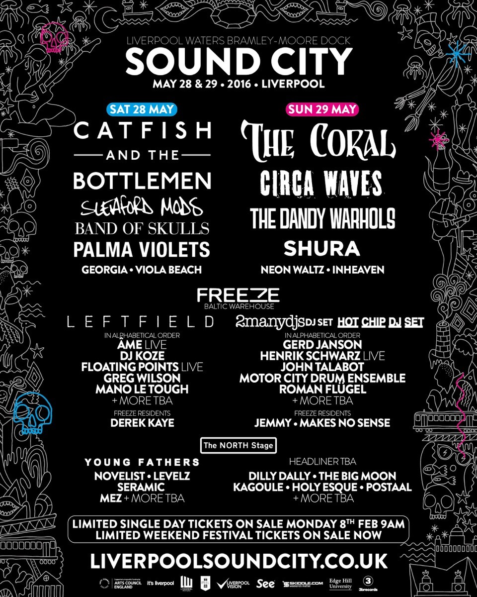 Liverpool Sound City 2016