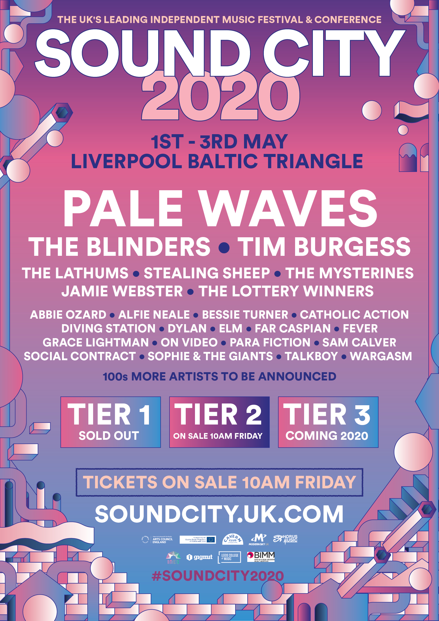 Sound City Liverpool 2020