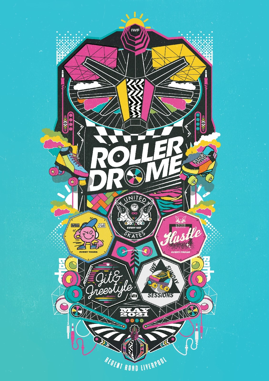 IWF - Rollerdrome