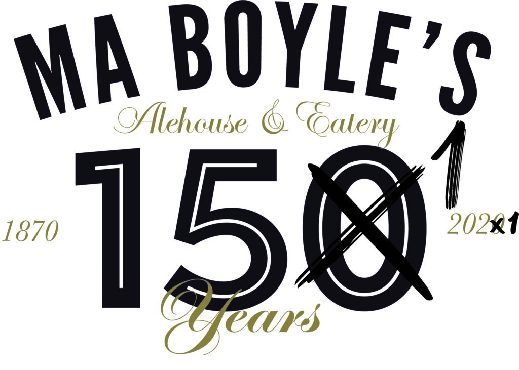 Ma Boyle's - 150th
